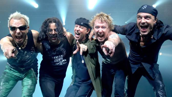 Scorpions & Queensryche North American Tour Dates - Tickets