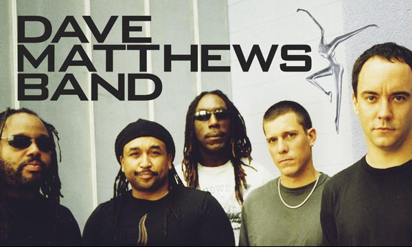 Dave Matthews Band Announce North American Tour 2018 Dates