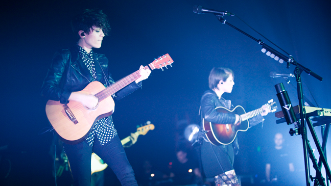 "Tegan and Sara Announce ""Tonight We're Seeing Colors Tour"" 2020 Dates"