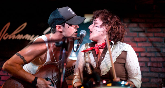 "Shovels & Rope Announce ""By Blood"" Tour 2019"