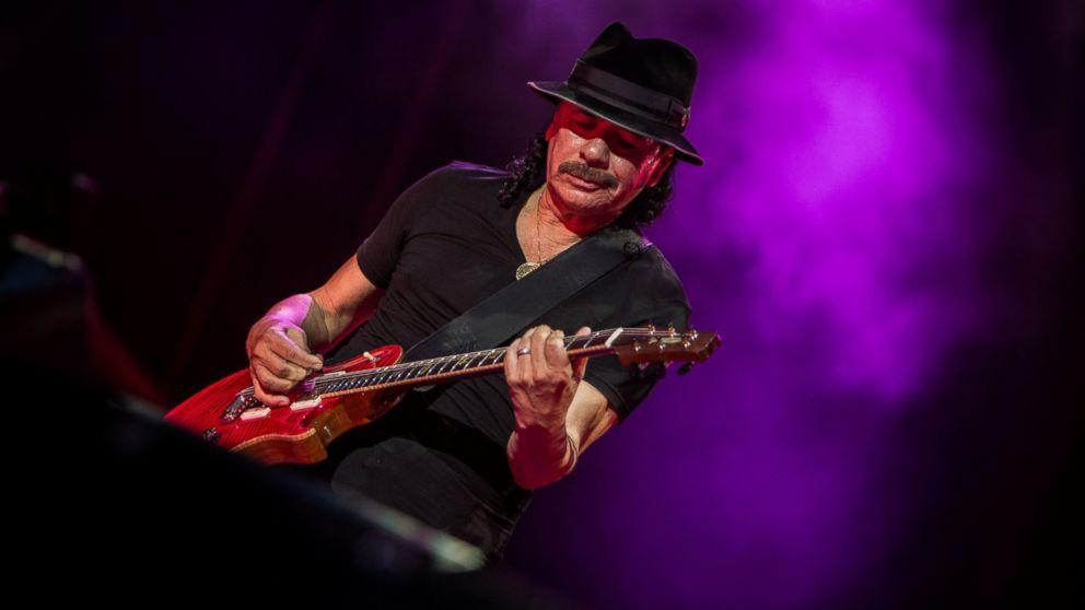 Santana Announces 'Supernatural Now' Tour 2019 Dates