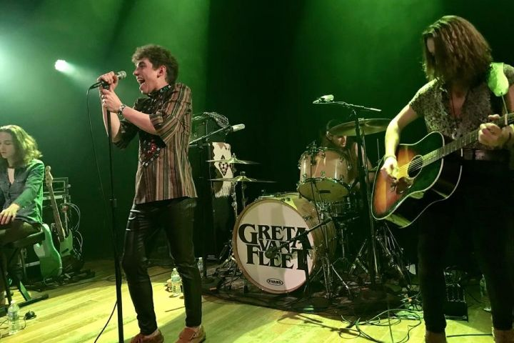 Greta Van Fleet Extend North American Tour 2018 – Tickets on Sale