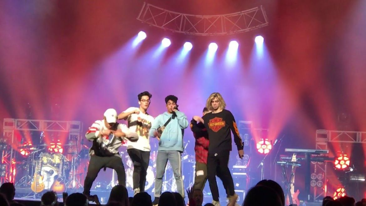 """PRETTYMUCH Announce """"Funktion Tour"""" 2018 Dates – Tickets on Sale"""
