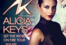alicia keys presale