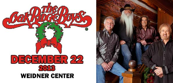 The Oak Ridge Boys Christmas Show Ticketstar