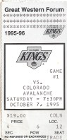 Avalanche at Kings 1995