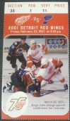 Blues at Red Wings 1998