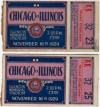 1929 NCAAF Chicago at Illinois