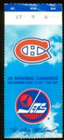 1990 Canadiens at Jets