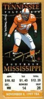 1997 NCAAF Southern Mississippi at Tennessee