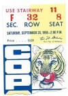 1958 NCAAF Pacific at California