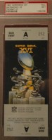 1982 Super Bowl 49ers vs. Bengals full ticket