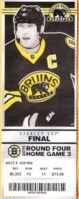 2011 Stanley Cup Final Gm 6 Canucks at Bruins ticket stub