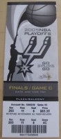 2005 NBA Finals Game 6 Pistons at Spurs