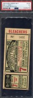 1940 World Series Game 7 Ticket Stub Reds vs Tigers