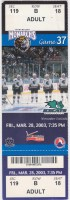 2003 Manchester Monarchs vs Worcester IceCats