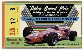 1969 Astro Grand Prix Midget Auto Races 20