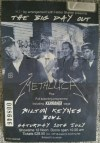 1999 Metallica ticket stub Milton Keynes Bowl
