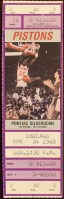 1988 Michael Jordan 59 points unused ticket stub