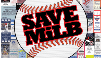 Save Minor League Baseball