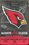 2019 Arizona Cardinals Season Pass