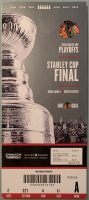 2016 Blackhawks Phantom Stanley Cup Final ticket