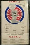 1989 NBA Finals Game 1 ticket stub Lakers Pistons