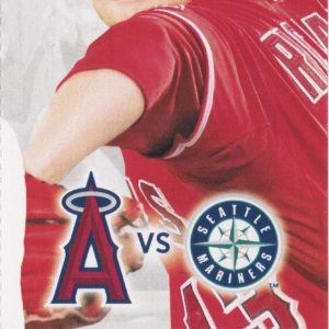 2016 Los Angeles Angels vs Seattle Sep 13