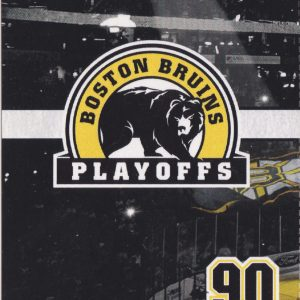 2014 Round 1 Game 1 Full Ticket Bruins vs Red Wings Jimmy Howard Shutout