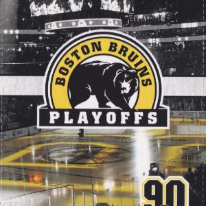 2014 Round 1 Game 5 Full Ticket Bruins vs Red Wings Lucic Chara Iginla