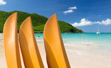 Goedkope vliegtickets Sint Maarten