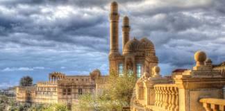 goedkope vliegtickets Azerbeidjan Bakoe