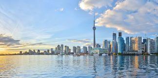 Toronto non-stop vlucht