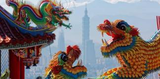 Goedkope vliegtickets Taiwan