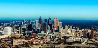 Atlanta non-stop vliegtickets