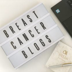 Directory of breast cancer blogs
