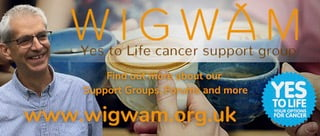 Wigwam Cancer Support Groups and Forums launched