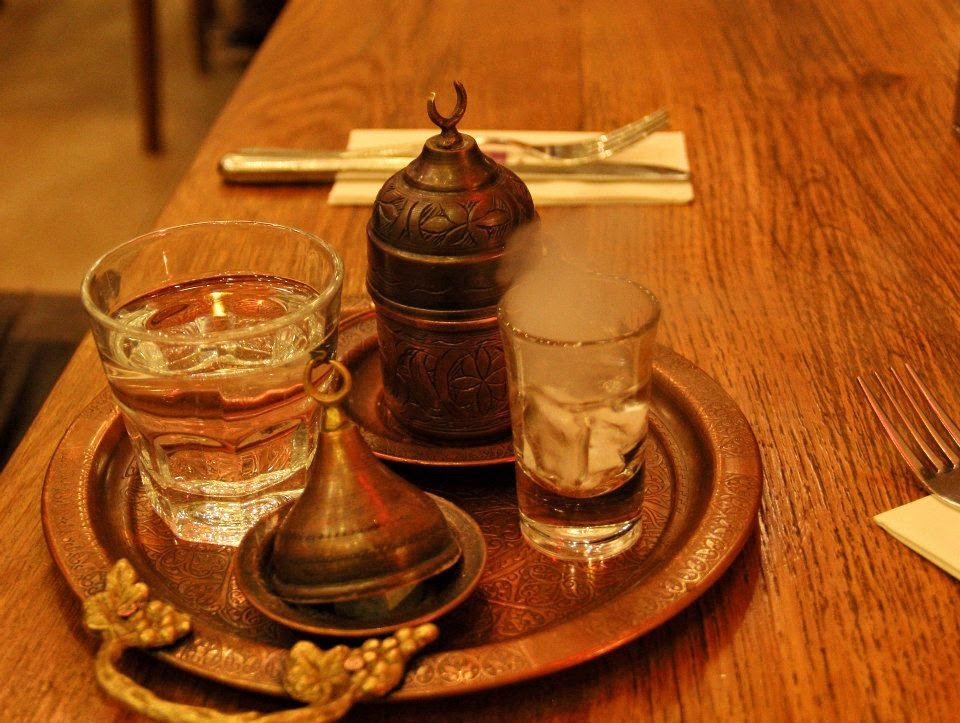 Istanbul: Turkish Coffee at Cafe Ist on Istiklal Street