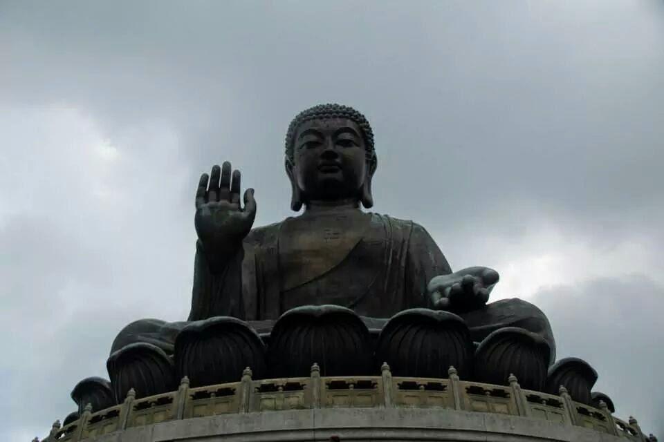 Hong Kong: Tian Tan Buddha at Lantau Island