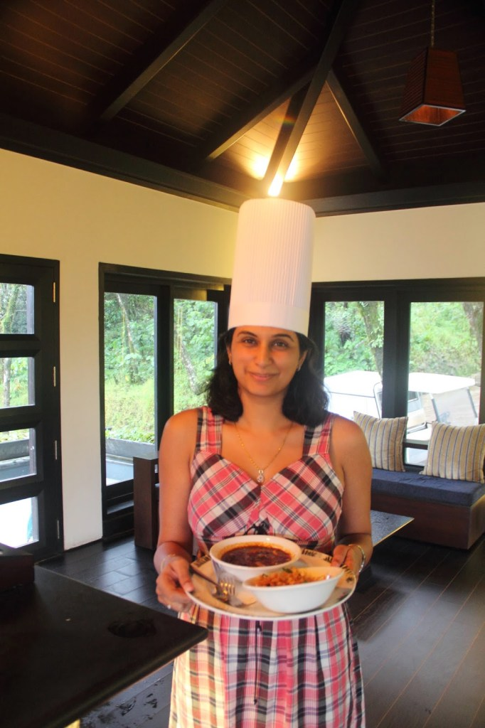 Coorg: Donning the chef's hat - cookery course at Taj