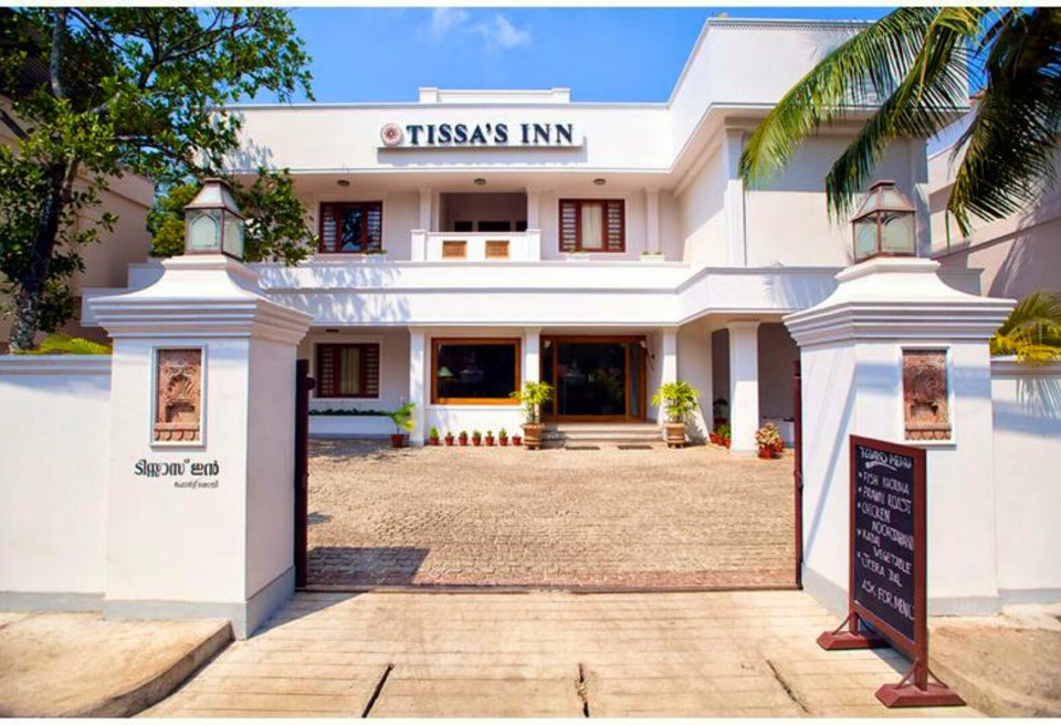 Fort Kochi: Tissa's Inn