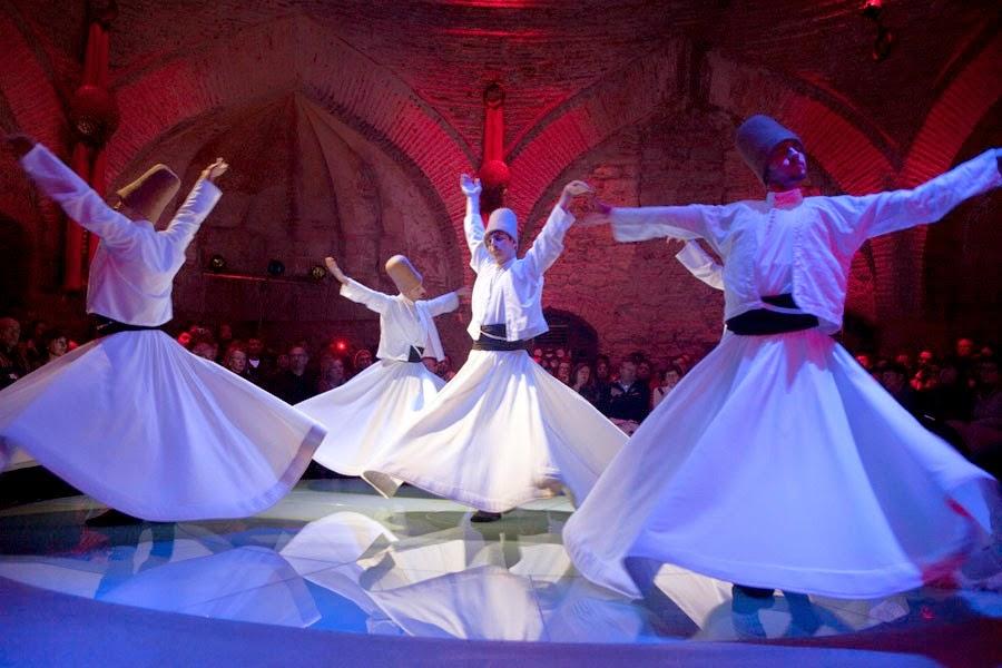 Istanbul: Whirling dervishes (Pic Courtesy: Hodja Pasha)