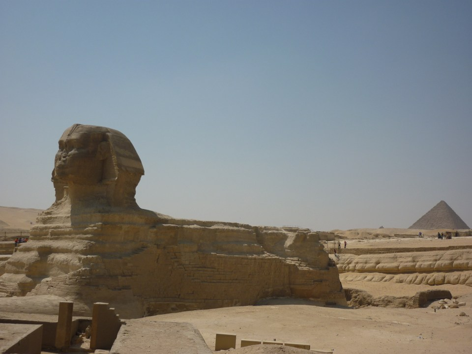 Cairo: The Sphinx