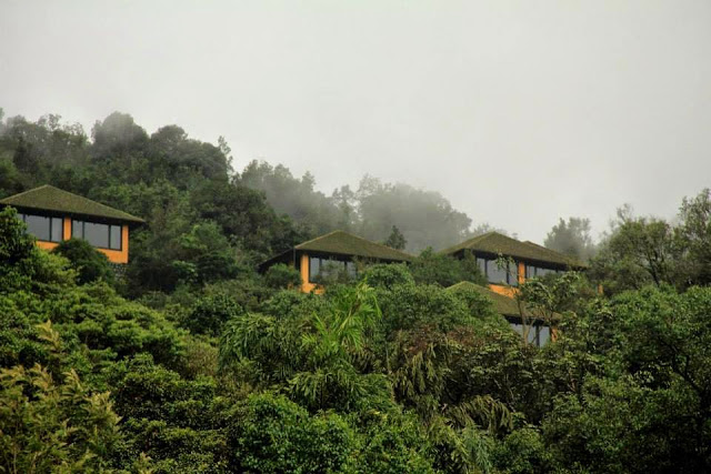 Sprawling property at Taj Madikeri, Coorg