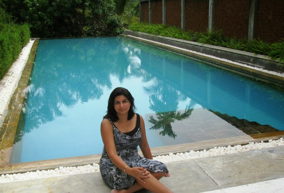 Pool at Tamarind Hill