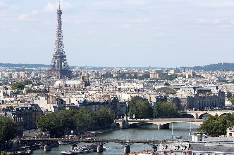 Paris... such a dream city....