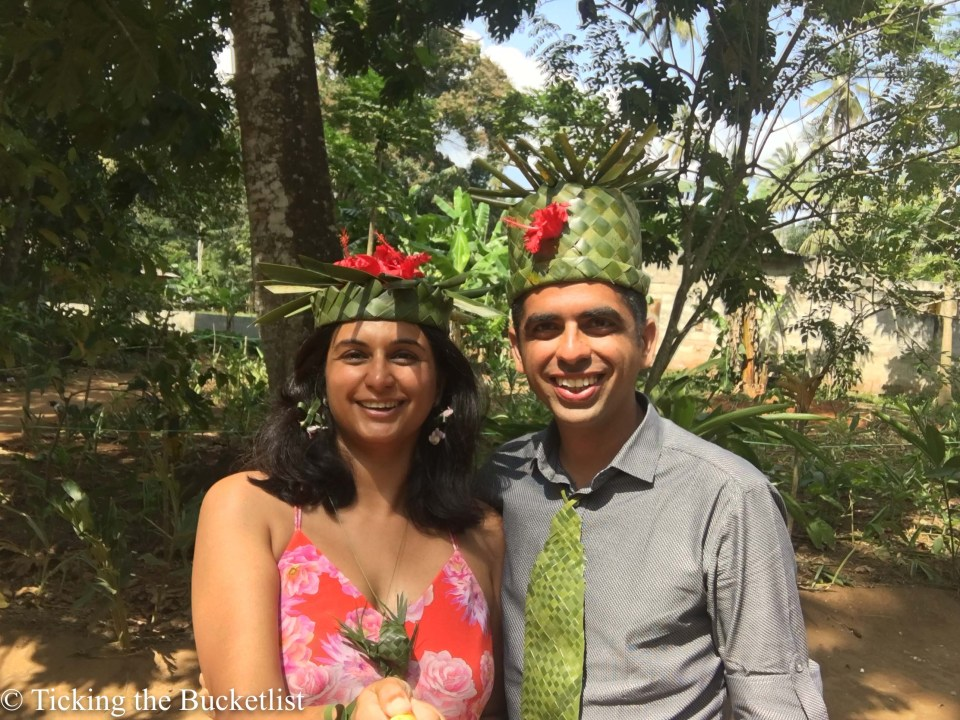 King and Queen of the Spice Plantation
