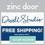Zinc Door 1 Year Anniversary Sale!