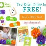Kiwi Crate for Free with Free Trial!