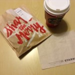 A Starbucks Newbie!